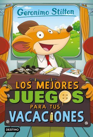 LOS MEJORES JUEGOS PARA TUS VACACIONES. GERONIMO STILTON 28