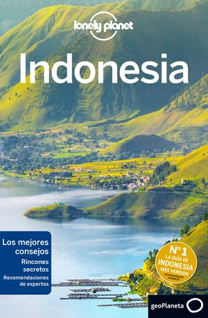 INDONESIA 5 - LONELY PLANET