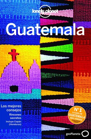 GUATEMALA 7. LONELY PLANET