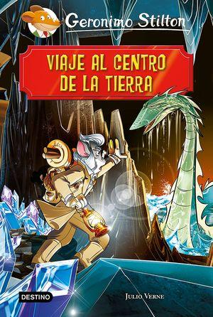 VIAJE AL CENTRO DE LA TIERRA - GERONIMO STILTON