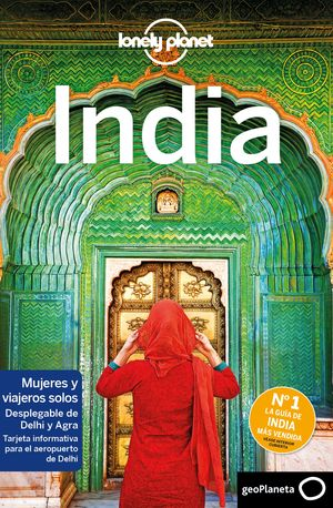INDIA 8 LONELY PLANET