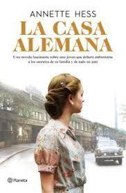 LA CASA ALEMANA + NOTAS