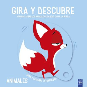GIRA Y DESCUBRE. ANIMALES