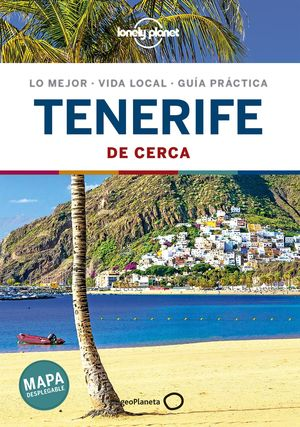 TENERIFE DE CERCA - LONELY PLANET