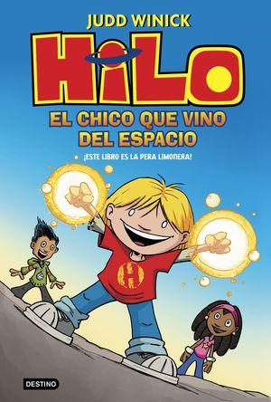 HILO 1 EL CHICO QUE VINO DEL ESPACIO