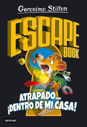 ESCAPE BOOK. ATRAPADO... DENTRO DE MI CASA!