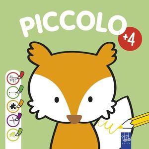 PICCOLO + 4 VERDE