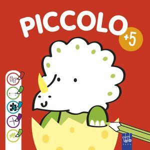 PICCOLO + 5 ROJO
