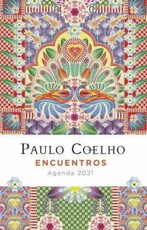 AGENDA 2021. ENCUENTROS. PAULO COELHO
