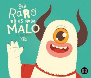 SER RARO NO ES NADA MALO. LIBRO + CD