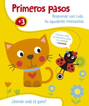 DÓNDE ESTÁ EL GATO? PRIMEROS PASOS +3