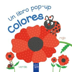 COLORES. UN LIBRO POP-UP