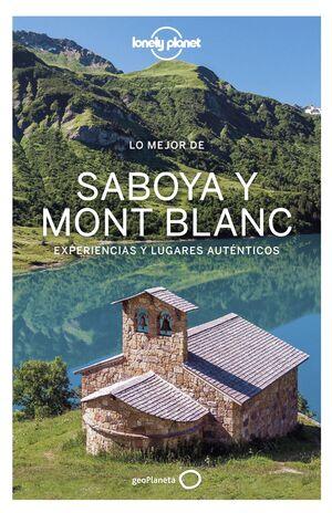 LO MEJOR DE SABOYA MONT BLANC