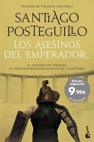 LOS ASESINOS DEL EMPERADOR - TRILOGIA DE TRAJANO T.1