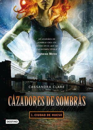PACK CAZADORES DE SOMBRAS. CIUDAD HUESO 2021 - TODO EL CANAL