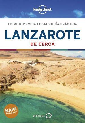 LANZAROTE DE CERCA - LONELY PLANET