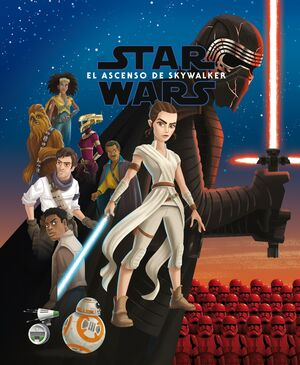 STAR WARS. EL ASCENSO DE SKYWALKER