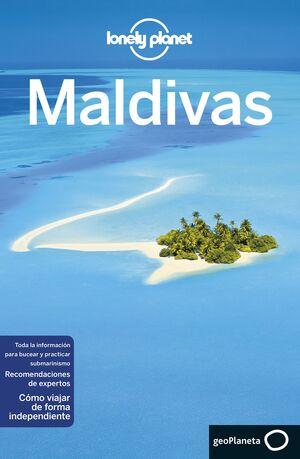 MALDIVAS - LONELY PLANET