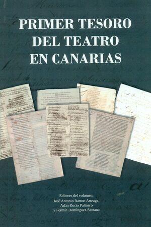 PRIMER TESORO DEL TEATRO EN CANARIAS