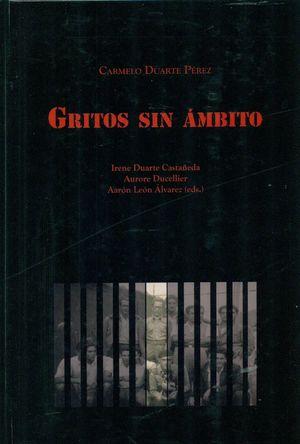 GRITOS SIN ÁMBITO