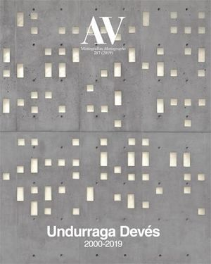 AV MONOGRAFÍAS N.217 UNDURRAGA DEVÉS 2000-2019