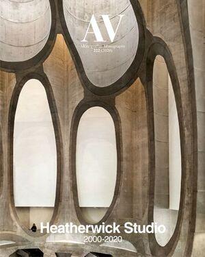 AV MONOGRAFIAS N. 222 HEATHERWICK STUDIO 2000-2020