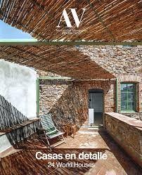 AV MONOGRAFIAS 227-228 CASAS EN DETALLE 24 WORLD HOUSES
