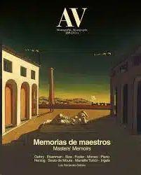AV MONOGRAFIAS N.235 MEMORIAS DE MAESTROS