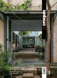 CROQUIS N.200 STUDIO MUMBAI 2012-2019