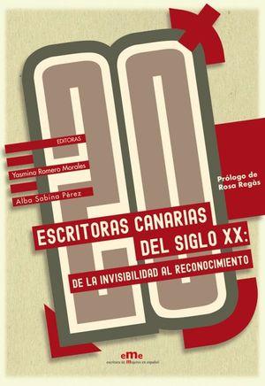 20 ESCRITORAS CANARIAS DEL SIGLO XX