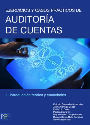 EJERCICIOS Y CASOS PRÁCTICOS DE AUDITORÍA DE CUENTAS T.1