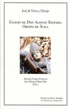 ELOGIO DE DON ALONSO TOSTADO, OBISPO DE ÁVILA