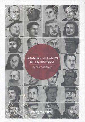 GRANDES VILLANOS DE LA HISTORIA