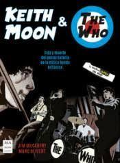 KEITH MOON & THE WHO (COMIC)