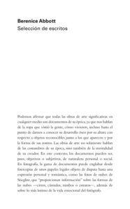 SELECCIÓN DE ESCRITOS