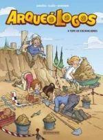 ARQUEÓLOGOS 1. A TOPE DE EXCAVACIONES