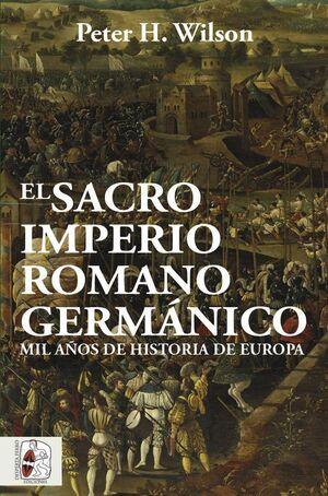 EL SACRO IMPERIO ROMANO GERMANICO