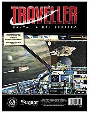 TRAVELLER. PANTALLA DEL ÁRBITRO