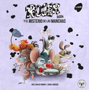 ROGER RATON EL MISTERIO DE LAS MANCHAS