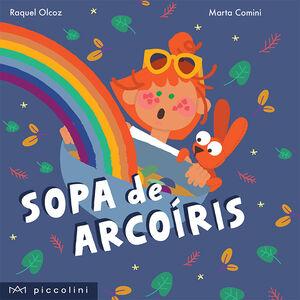 SOPA DE ARCOÍRIS