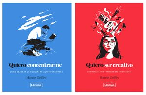 QUIERO CONCENTRARME / QUIERO SER CREATIVO