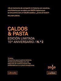 CALDOS Y PASTA (2 VOL.)