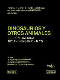 DINOSAURIOS Y OTROS ANIMALES (2 VOL.)