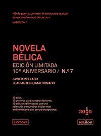 NOVELA BÉLICA ( 2 VOL.)