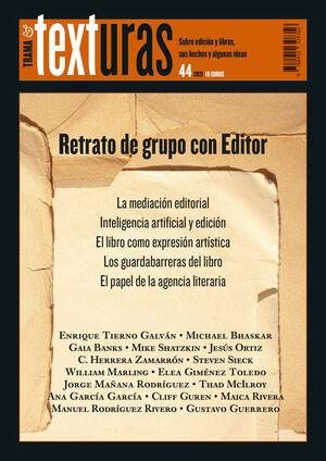 TEXTURAS 44: RETRATO DE GRUPO CON EDITOR
