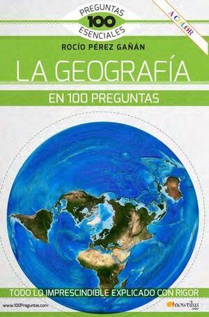 GEOGRAFIA EN 100 PREGUNTAS