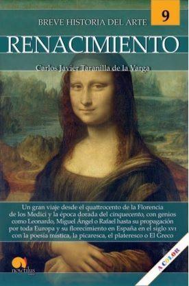 BREVE HISTORIA DEL ARTE RENACIMIENTO