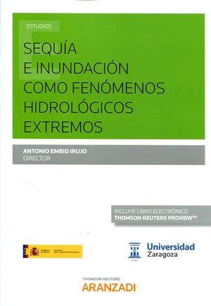 SEQUIA E INUNDACION COMO FENOMENOS HIDROLOGICOS EXTREMOS
