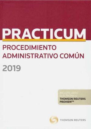 PRACTICUM PROCEDIMIENTO ADMINISTRATIVO COMÚN (DÚO)