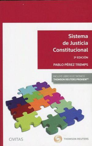 SISTEMA DE JUSTICIA CONSTITUCIONAL